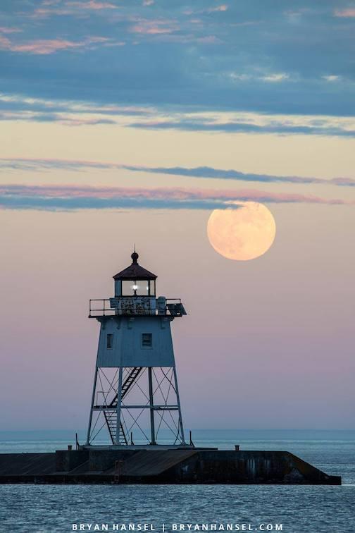 bryan hansel strawberry moonrise