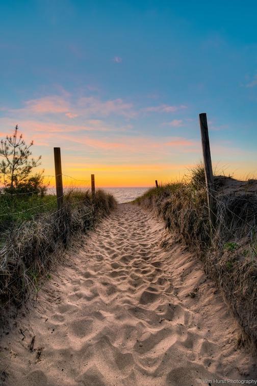 Summer Solstice Dawn by William Hurst.
