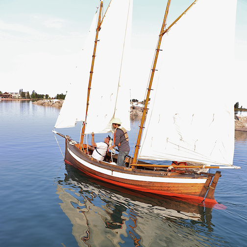 North House Folk School's Wooden Boat Show and Summer Solstice Festival is June 21-23.