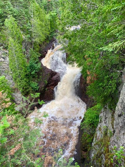 Devil's Kettle by Amy Hanauer.