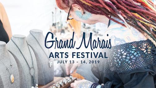 grand marais poster