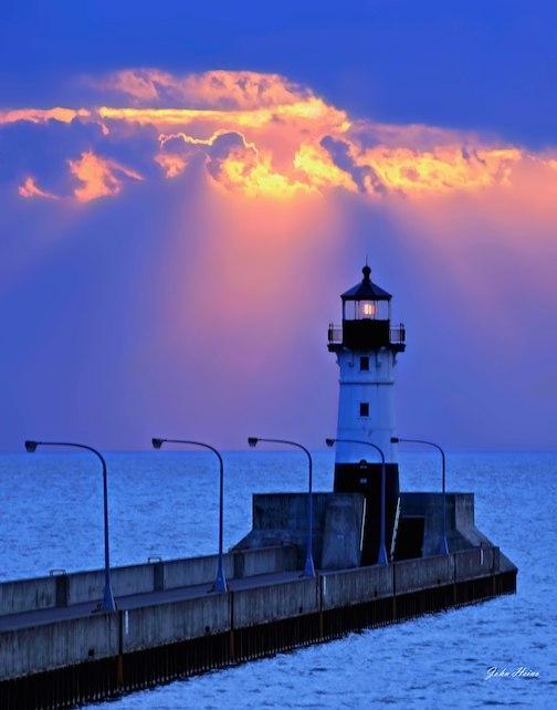 Moment of Light by John Heino.