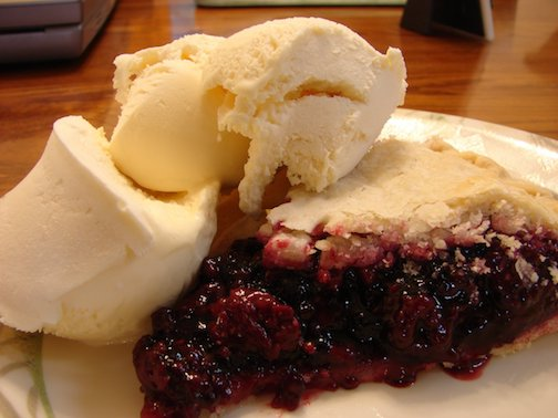 Chik-Wauk Museum and Nature Center will hold an old-fashioned pie social all day on Sunday.