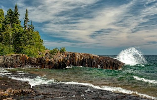 Grand Marais by Todd Seefeldt.