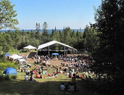The 12th annual Radio Waves Music Festival is this weekend. It opens at 4 p.m. Friday with music all day Saturday and Sunday.