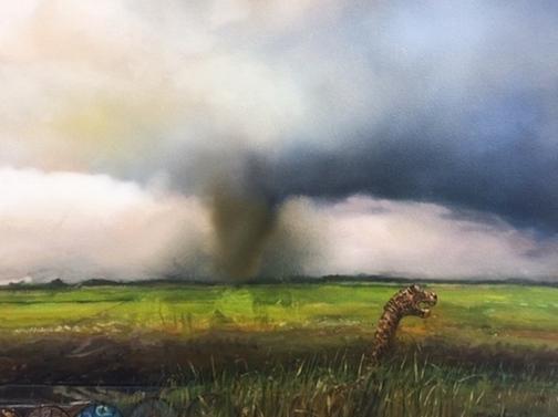 """""""Tornado"""" by Scott Murphy."""