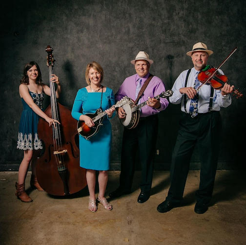 North Shore Music Association's Bluegrass Masters Weekend is Nov. 1-3 at the Lutsen Resort, and features a concert by  Michael & Jennifer McClain Band, featuring master fiddler Dan Kelly.