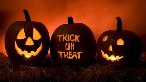 The Johnson Heritage Post will host a little Trick or Treating for kids from 3-6 p.m. on Oct. 31.