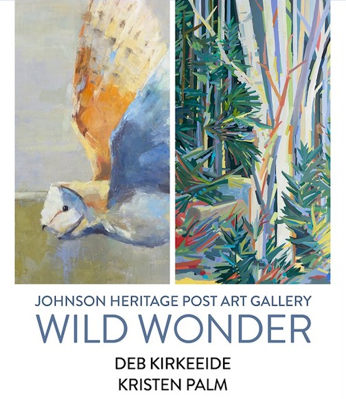 "This is the last weekend to see ""Wild Wonder"" at the Johnson Heritage Post."