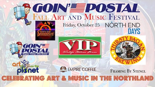 superior goin postal fall art and music festival