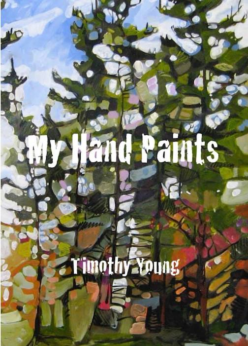 """My Hand Paints"" by Tim Young is available at Joy & Co."