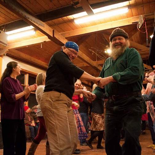North House Folk School will host a Contra Dance from 6-9 p.m. on Thursday, Feb. 6.