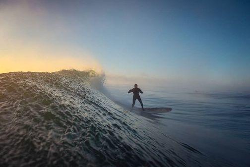 Subzero drops at Stoney Point by Christian Dalbec.