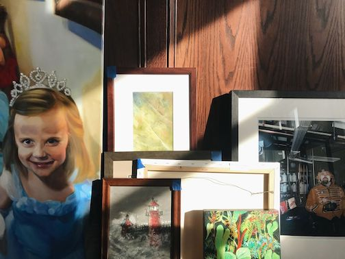The Duluth Art Institute's Member Show and Opening Reception will be held at The Depot from 5-8 p.m. Thursday. The exhibit continues through March 1.