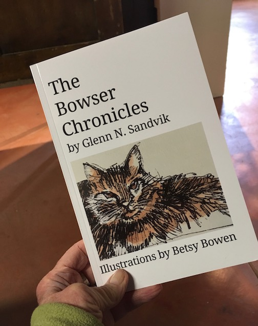 betsy bowen's book the bowser chronicles