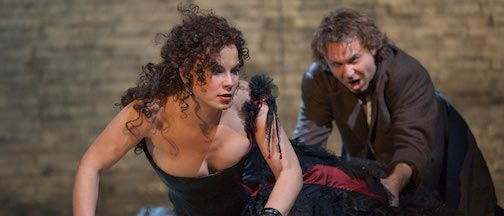 """Bizet's """"Carman"""" is one of the operas the Metropolitan Opera is streaming for free this week."""