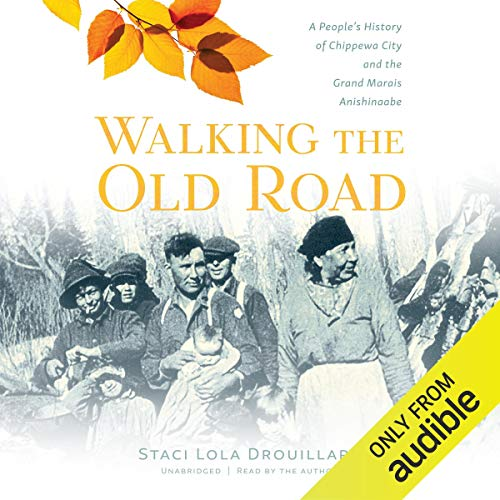 """Staci Drouillard has recorded the audio version of her book, """"Walking the Old Road."""""""