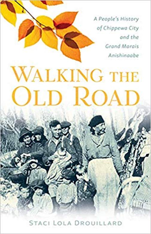 "Staci Drouillard's ""Walking the Old Road"" is now available as an audio book on Amazon.com"