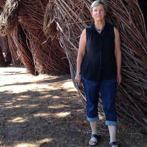 Joanne Amsler will host a Zoom webinar on basketmaking around the world.