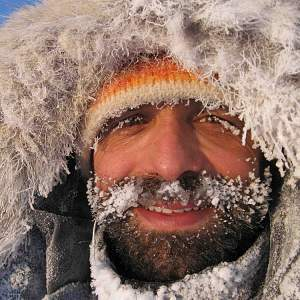 Polar explorer Lonnie Dupre will present a Zoom webinar on his circumnavigation of Greenland at 7 p.m. on Thursday.