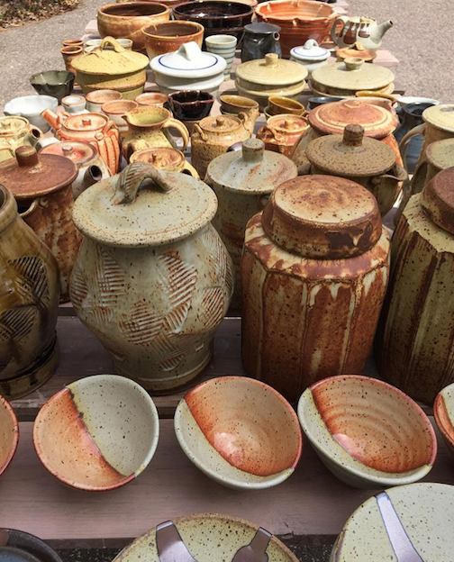 The St. Croix Valley Pottery Tour, which features thousands of pots by 64 potters, is online this year.