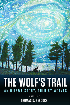 "Drury Lane Books is open for browsing. Thomas Peacock's new novel, The Wolf's Trail"" is highlighted this week."