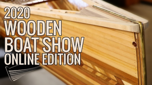 North House Folk School's Wooden Boat Show Online Edition starts on Monday, June 15.