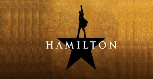 "The movie, ""Hamilton"" will be shown at Devil's Track, outdoors, on July 3."