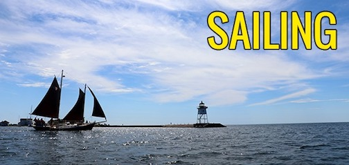 The Hjordis is sailing! Family groups are welcome. See below for the link to reserve a spot.