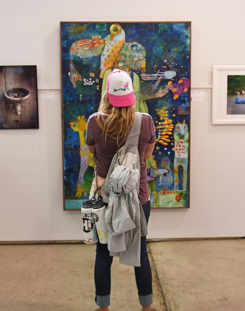 The Minnesota Fine Arts Exhibition will be open for ticketed viewing, as well as virtual options.