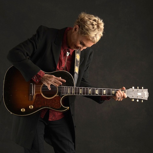 Eliza Gilkyson is the featured performer for this year's Unplugged, which will be live-streamed on Sept. 19.