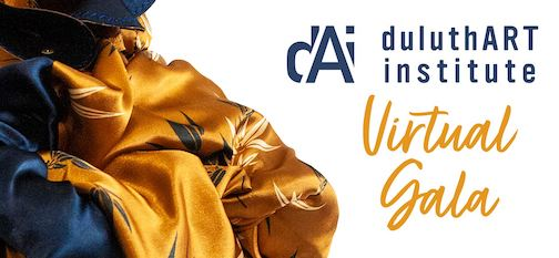 The Duluth Art Institute's Virtual Gala is Wednesday, Sept.