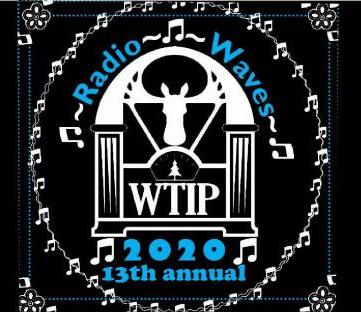 The Radio Waves Music Festival will be broadcast live on WTIP Community Radio all day Saturday, Sept. 12.