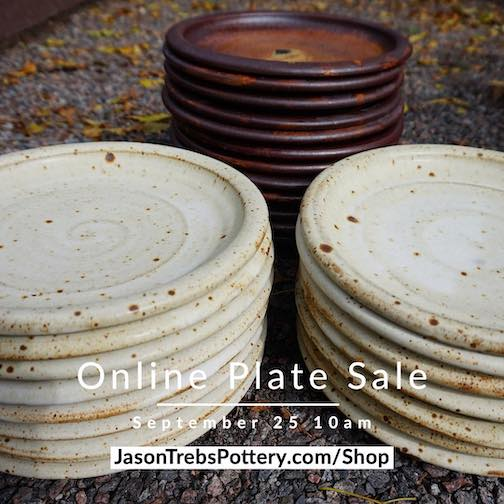 Jason Trebs will have an online plate sale this year. Click on link to learn more.