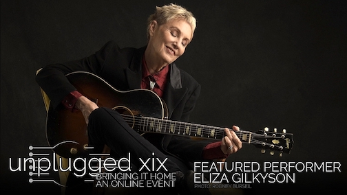 Eliza Gilkyson will be featured for North House Folk School's Unplugged 2020 Online on Saturday. She will be interviewed on WTIP's The Roadhouse on Friday night.