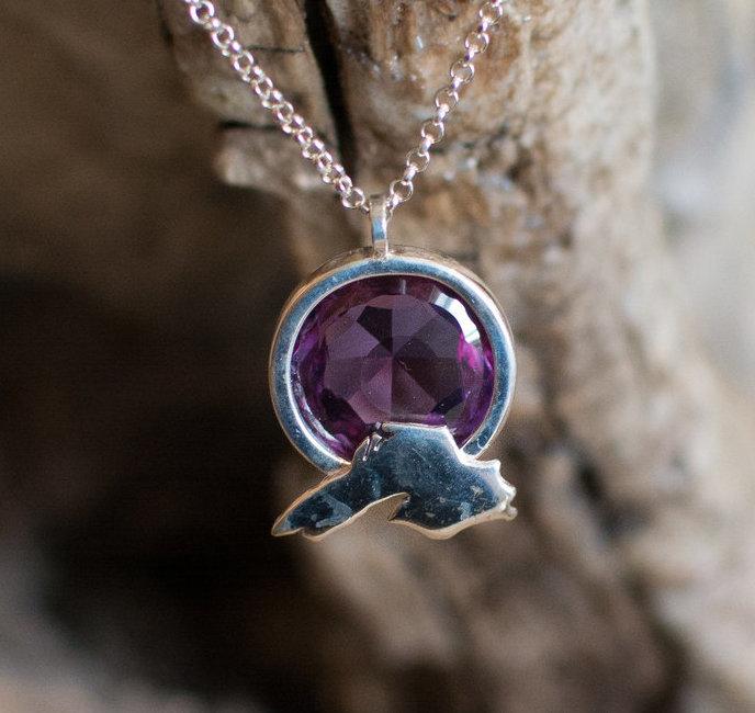 Lake Superior pendant by Steve Hahn.