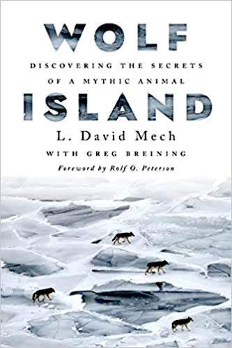 David Mech has recently written a book about the first years of studying wolves on Isle Royale. Annie Possis interviews him on The Roadhouse here.
