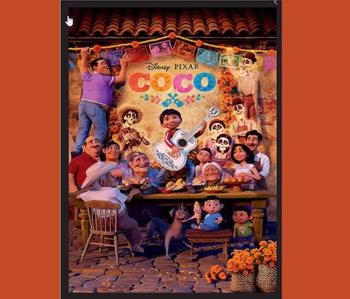 """The YMCA will screen the Disney movie """"Coco"""" in the parking lot at 7 p.m. Oct. 31."""