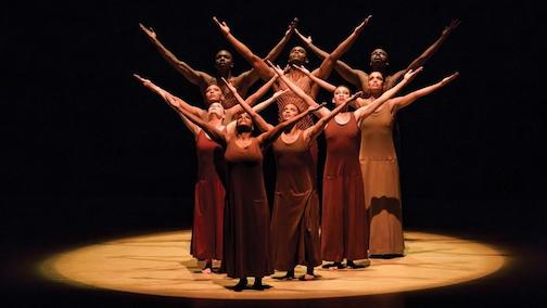 The famed Alvin Ailey American Dance Theater is offering a free virtual season of works in December.