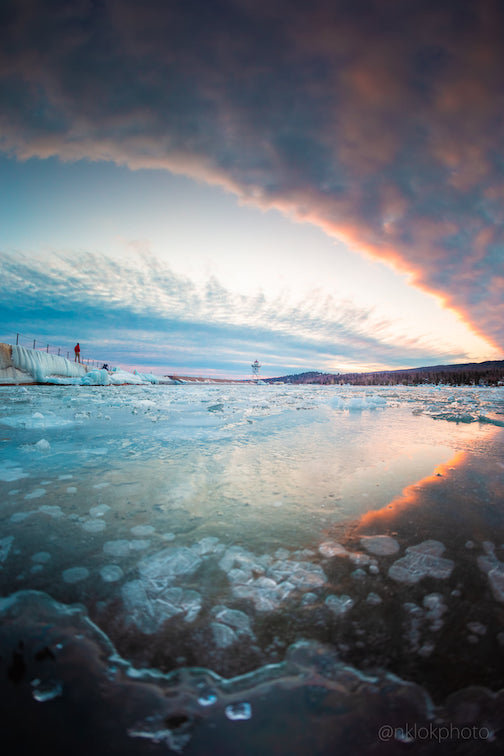 Winter is on its way by Nathan Klok.