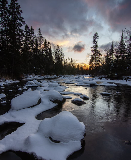 It looks like winter is here by Thomas Spence.