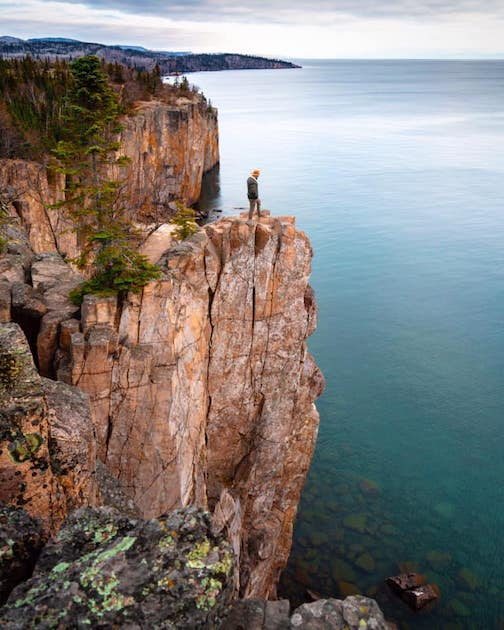 Palisade Head by Andrew Fisher.