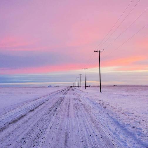 Meanwhile, in Saskatchewan by Sheila Hagen.