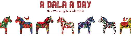 "The Nordic Center in Duluth is featuring an online exhibit entitled ""A Gala a Day."" To see, click here."