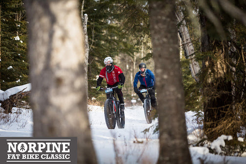 The Norpine Fat Bike Classic returns in January as a touch-free event.