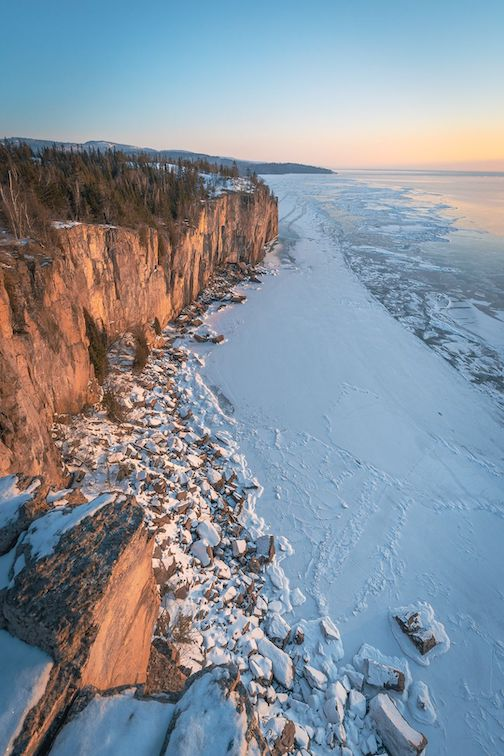 Palisade Head never disappoints. Photo by Cody Larson.