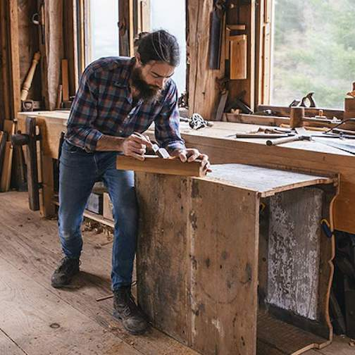 Joshua Klein, editor of Mortise and Tenon Magazine, will present a webinar at 7 p.m. Thursday, March 4. To register, click here.
