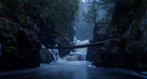 Cascade by Mark Tessier.