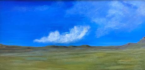 Blue Wind by Ron Piercy.