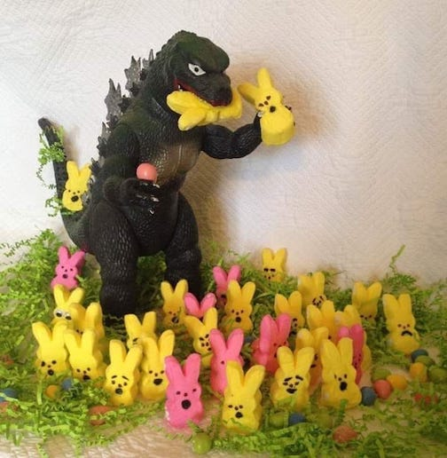 Happy Easter, Jay!!